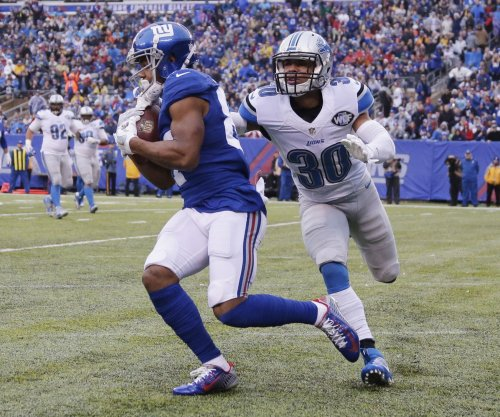 New York Giants: Sterling Shepard expected to be OK after ankle scare