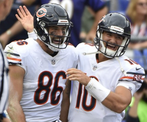 Chicago Bears stun Baltimore Ravens with overtime field goal