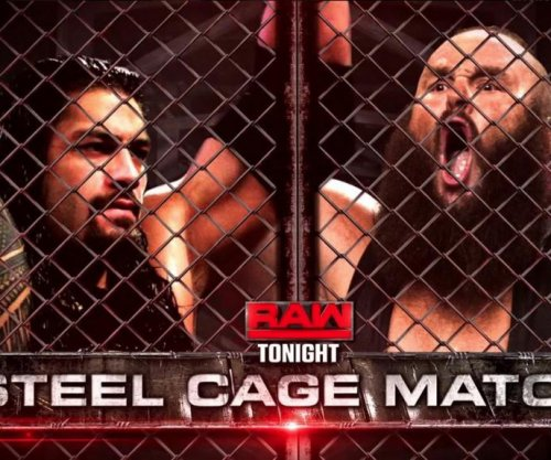 WWE Raw: Roman Reigns battles Braun Strowman in a cage, Kane returns