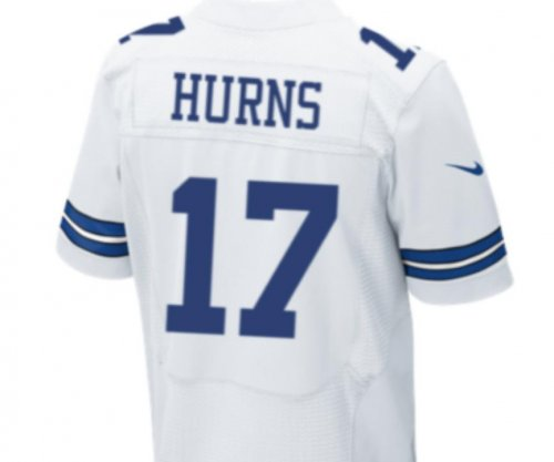 Cowboys' Allen Hurns to wear No. 17 for Florida shooting victims