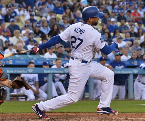 Padres hold rare NL West lead entering series with Dodgers