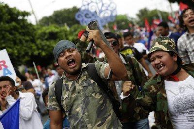 U.S. ambassador to Nicaragua reports gunfire near her house