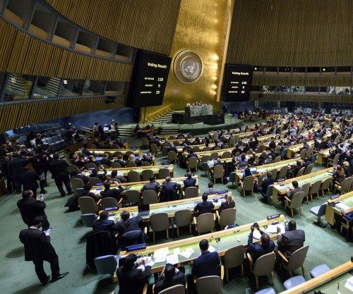 Ban on Taiwan journalists at U.N. discriminatory, group says