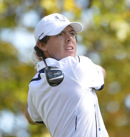 McIlroy edges Rose for Euro Tour win