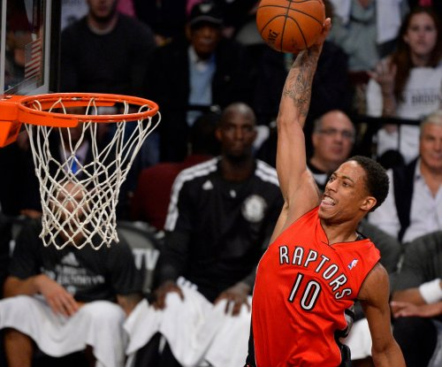 Toronto Raptors hold off Brooklyn Nets in OT