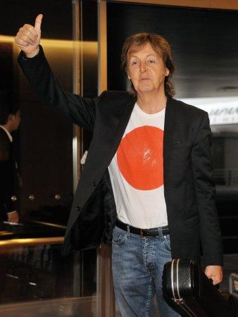 Paul McCartney cancels rest of Japanese tour over illness