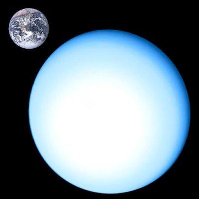 Astronomers spot Uranus double 25,000 light-years away