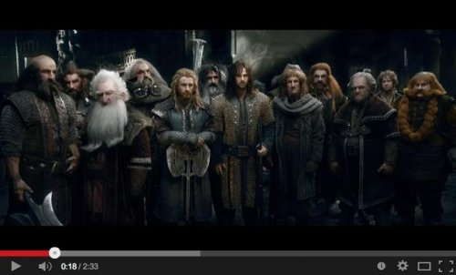 'The Hobbit: Battle of the Five Armies' debuts final trailer