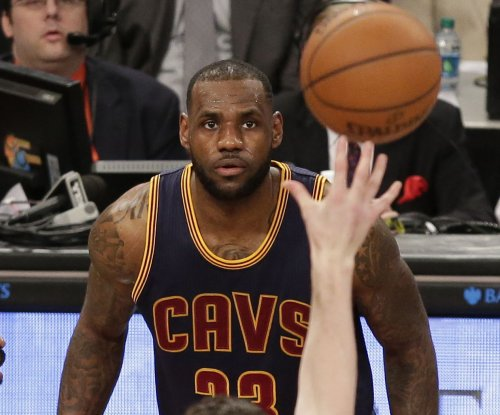 LeBron James, Cavs savor burden of NBA East favorites