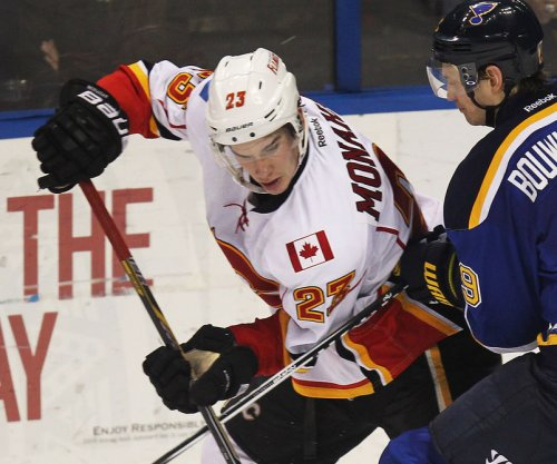 Calgary Flames ink Sean Monahan to seven-year, $44M deal