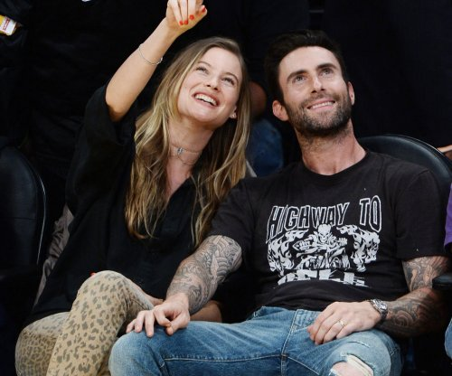 Behati Prinsloo and Adam Levine welcome their first child, a daughter
