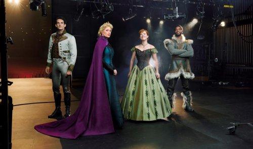 'Frozen' the musical begins performances in Denver