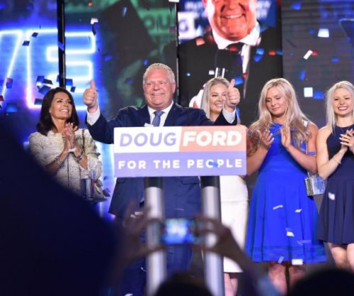 Brother of former Toronto mayor, Doug Ford elected Ontario premier
