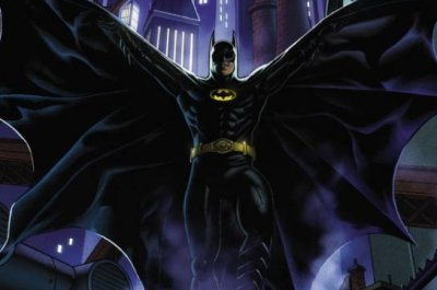 'Batman '89,' 'Superman '78' to expand classic films in comic book form
