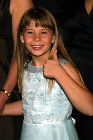Bindi Irwin gets glammed up for AACTA red carpet debut
