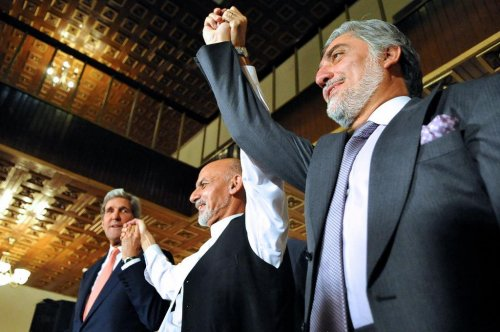 Afghanistan to undertake presidential election audit before announcing victor