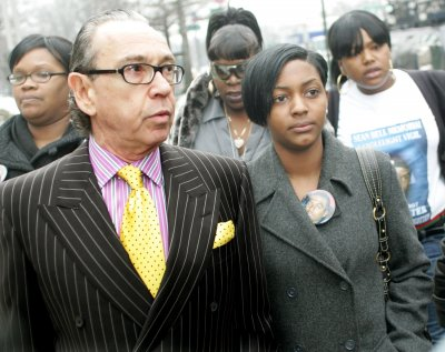 New York civil rights lawyer Sanford Rubenstein faces rape accusation