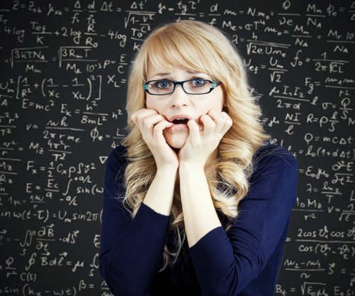 Men think they're better at math than they are