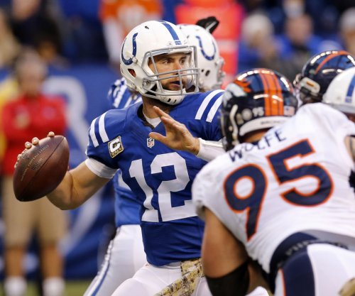 Andrew Luck injury latest adversity to confront Colts
