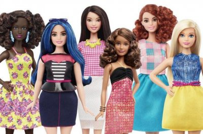 Mattel debuts diverse Barbie collection with curvy and petite bodies