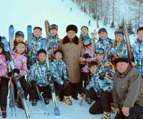 Kim Jong Un provides field guidance at North Korea's first ski resort