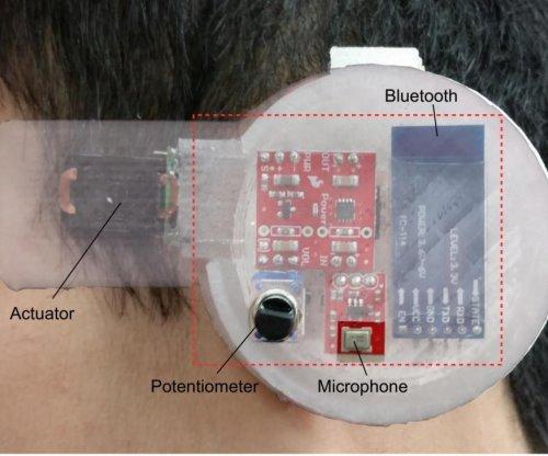 Personalized wearable sensor measures body temperature