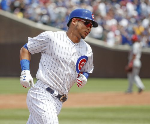 Chicago Cubs scoot past Washington Nationals