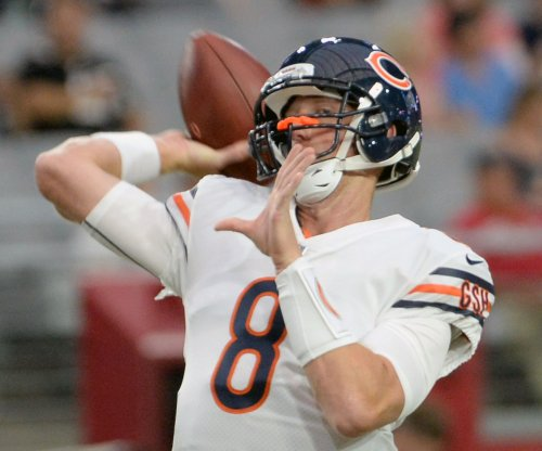 Chicago Bears: Mike Glennon only controlling what he can