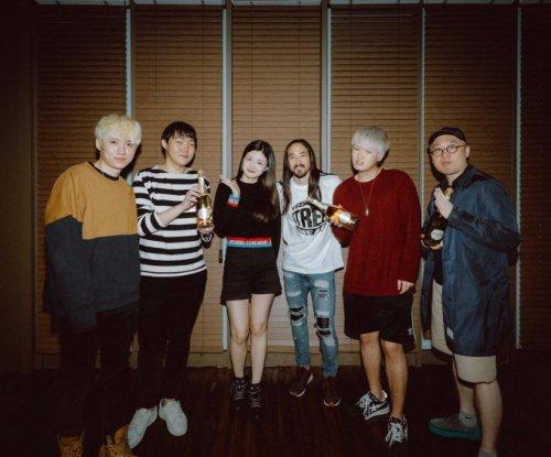 Steve Aoki confirms collaboration with K-pop group BTS