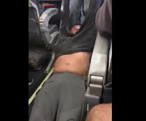 Security officers fired over passenger's removal from United flight