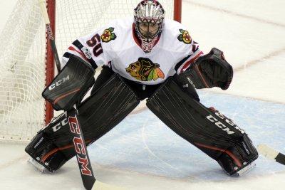 Chicago Blackhawks: Corey Crawford shuts down Minnesota Wild