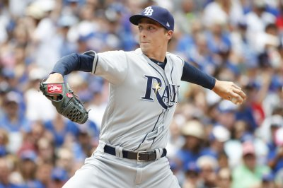 Rays look for fifth straight win vs. Angels