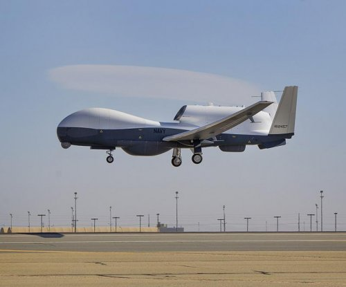 Northrop Grumman receives $41.2M contract for MQ-4C Triton UAV