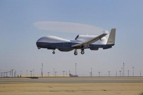 Northrop Grumman receives $41.2M contract for MQ-4C Triton UAV