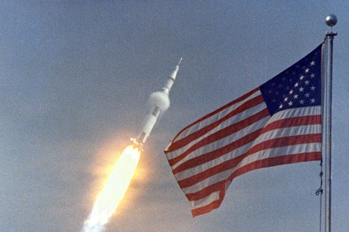 On This Day: Apollo 11 blasts off on mission to moon