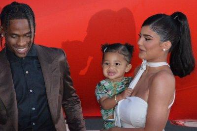 Kylie Jenner's daughter, Stormi Webster, makes red carpet debut