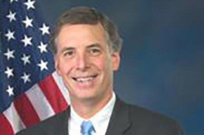 GOP congressman, family test positive for COVID-19