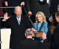 Joe Biden sworn in as 46th U.S. president with VP Kamala Harris