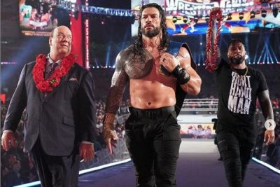 WWE WrestleMania 37: Roman Reigns conquers Edge, Daniel Bryan