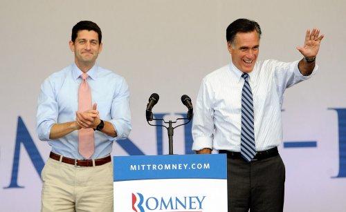 Romney schedule for Oct. 25