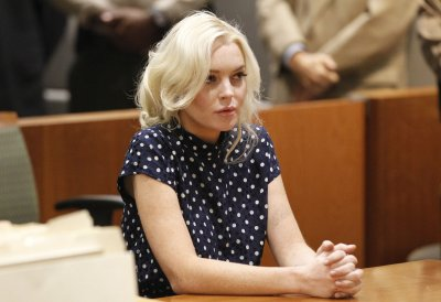 Lohan could face jail time for crash