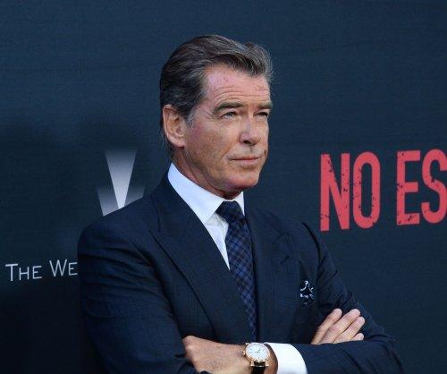 Pierce Brosnan voices support for black James Bond