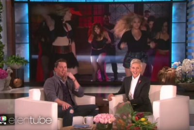 Channing Tatum calls dancing with Beyonce 'the most terrifying thing' he's ever done