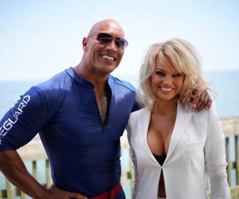Pamela Anderson joins cast of 'Baywatch' reboot