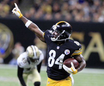 Pittsburgh Steelers, Antonio Brown agree on restructured deal