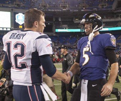 New England Patriots vs Baltimore Ravens Week 14: Can Flacco top Brady again?