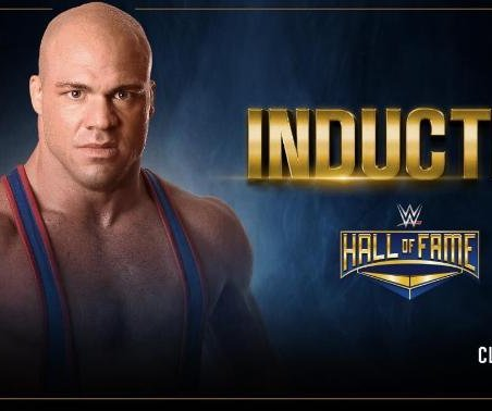 Kurt Angle to be inducted into WWE Hall of Fame