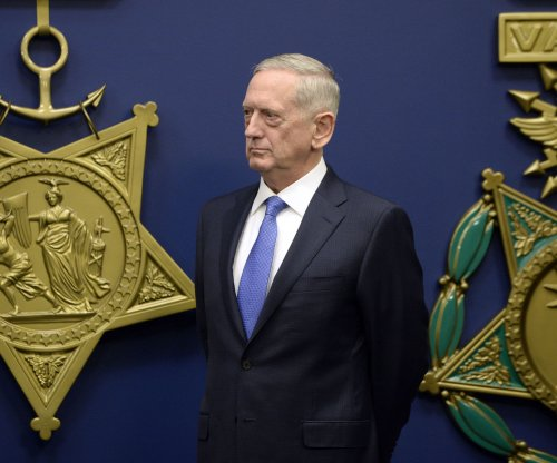 Mattis: Iran missile tests do not require increased U.S. forces
