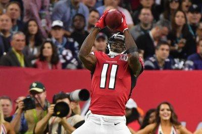 Atlanta Falcons WR Julio Jones sets record straight on lost earring