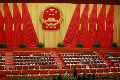 North Korea congratulates China ahead of Communist Party congress
